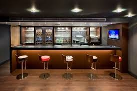 ... Minimalist home bar form for the contemporary home