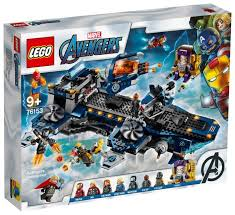 <b>Конструктор LEGO Marvel</b> Super Heroes 76153 Геликарриер ...