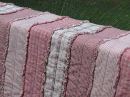 "pink stripe quilt - Jubilee Homespun Projects & Materials List for oversized Twin Size Quilt: • 14-15 yards of assorted  homespun cotton fabric (be sure to use homespun or ""yarn dyed"" fabric; ... Adamdwight.com"
