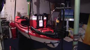 diy fishing kayak with trolling motor for under 400 bucks build ideas to fit your budget you