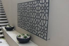 ideas outside wall art ideas brannelly outdoor wall decor brisbane