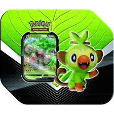 Maybe you would like to learn more about one of these? Pokemon Tcg Galar Partners Tin Rillaboom V Trading Card Game Walmart Com Walmart Com
