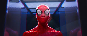 watch the new spider man into the spider verse ahead of comic con polygon