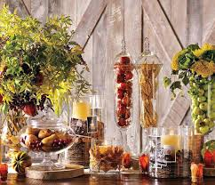 Glass Jar Table Decorations Accessories Agreeable Decorating Ideas Using Cylinder Glass Jars 42