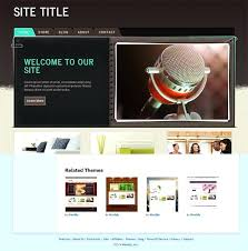 Weebly Website Templates Beauteous Video Widget New Weebly Templates Portfolio Theme Feliperodrigues