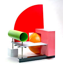 memphis furniture design. Sculpture And Furniture By Peter Shire, Echo Park Memphis Design