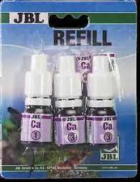 Details About Jbl Test Kit Ca Calcium Refill Aquarium Fish Coral Marine Salt Reef Water