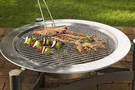 dancook 9000 fire pit stainless steel fire bowl