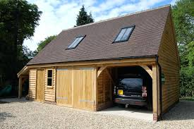 timber frame garage framed garages and carports available in oak green oak and timber timber frame timber frame garage