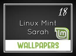 linux mint 18 sarah default wallpapers