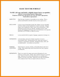 Resume Address Format Apartment Professional Resume Templates