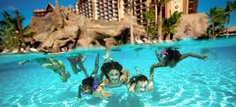 Pools Water Slides Spas Aulani Hawaii Resort Spa