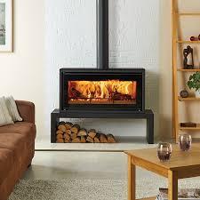 stovax riva studio 2 rural freestanding wood fire