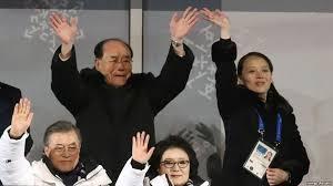 Image result for «طلای دیپلماسی» بازیهای زمستانی به کرهشمالی رسید