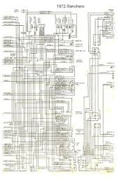 car starting system wiring diagram images more diagram like auto wiring diagram 1972 ford ranchero diagram