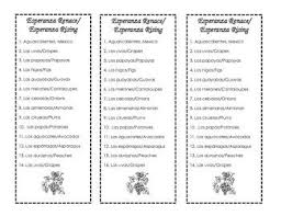best esperanza rising images esperanza rising esperanza rising novel study these bilingual bookmarks have the number and title of each chapter in the book the