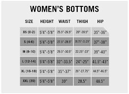 Size 12 Chart Size Charts