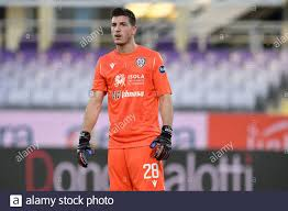 Alessio Cragno of Cagliari Calcio in action during ACF Fiorentina vs  Cagliari, Florence, Italy, 08 Jul 2020 Stock Photo - Alamy