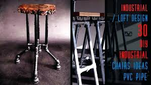 diy bar stool ideas bar stool ideas medium size industrial chairs ideas pipe bar large size diy bar stool