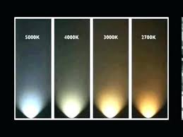 Light Bulb Color Chart Light Bulb Kelvin Avents Co