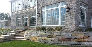 traditional stone house exterior stone