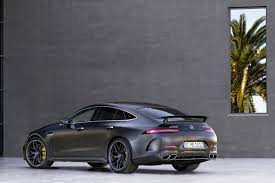 Driving dynamics at motorsport level, explosive sprints, maximum comfort. Pay To Play 2019 Mercedes Amg Gt 63 4 Door Coupe Costs 137 495