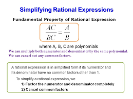factor form definition section 6 1 rational expressions definition a rational expression is