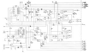 f0 10 generator electronics control module printed wiring generator electronics control module printed wiring assembly schematic sheet 4 of 4 fp 27 fp 28 blank