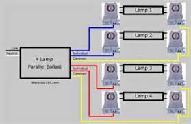 similiar lamp ballast wiring diagram keywords 4 lamp ballast wiring diagram