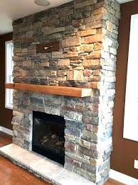 how to install stacked stone fireplace stone veneer surrounding the rh 3mb info diy faux stone fireplace surround installing stone veneer fireplace