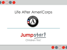 Jumpstart Americorps Life After Americorps 2 Agenda Introductions Icebreaker15min