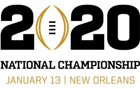 2020 College Football Playoff National Championship Wikipedia