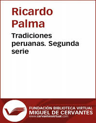 libro tradiciones peruanas ii