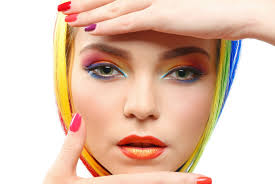 12 inspiring rainbow makeup ideas