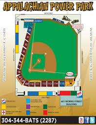 Nationals Park Baseball Seating Chart Nationals Park