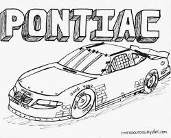 Small Picture nascar coloring pages