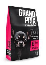 <b>Корма</b> для собак <b>Grand</b> prix