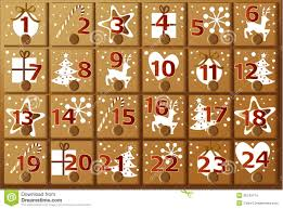 advent calander an advent calendar for the involuntary childless infertilityhonesty