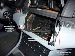 howto install dynavin e46 v5 head unit in an e46 2005 m3 w oem step 6 install gps antenna other cables and test the dynavin unit