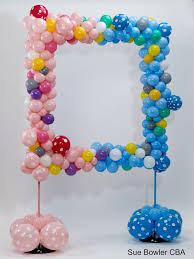 Balloon Designs S O What Exactly Is Organic Balloon Decor If You Look At