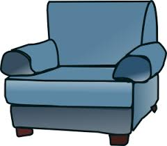 sofa clipart. clipart images of sofa and love seat