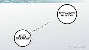 project milestones examples what are milestones in project management definition examples