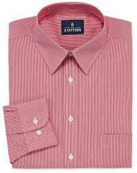 Stafford Performance Dress Shirts Shopstyle