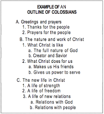 how to study the bible chapter operation good shepherd  outline example