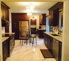 aexandria custom kitchen cabinets brown