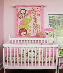 engaging crib bedding for girls dazzling baby girl nursery sets 23