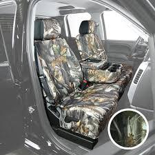 neoprene seat covers camo