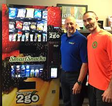Naturals2go Vending Machines Stunning Redmond WA Based Naturals NW Vending Brings Healthier Snack Options