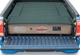 AirBedz Pro 3 Truck Bed Air Mattress - Pickup Camping Bed Ships Free