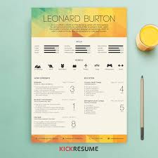 Kickresume Simple Resume And Cover Letter Builder Promotion